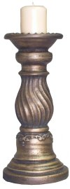 Moroccan Swirl Candlestick Large Artwork