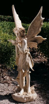 Fairy Of Kensington Garden Statue Large