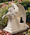 Angel Of Grief Monument Sculpture