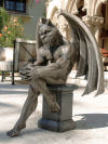 Socrates The Gargoyle Thinker Statue