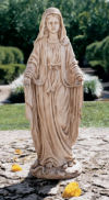Blessed Mother Madonna Garden Statue 43