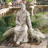 Nature's Sanctuary Saint  Francis Garden Statue