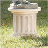Classical Fluted Plinth Pedestal  16