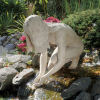 Lady Of The Lake Direct Lifecasted Garden Sculpture