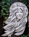 Daphne Greenwoman Wall Sculpture