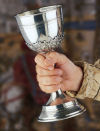 Canterbury Pewter Grand Chalice