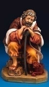 Abraham Statue For Nativity Set by Fontanini