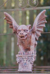 Griffin Gargoyle Wall Sconce