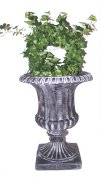 Fluted Tradtional Urn Lg. 24
