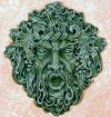 Bacchus Wine God Architectural Plaque