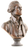 Thomas Jefferson Bust 30