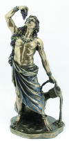 Dionysus God of Wine Statue
