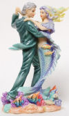 Love of Mermaid Sculpture