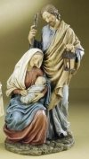 Holy Family Religious One Piece Statue