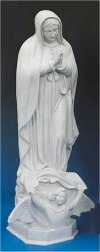 Our Lady Of Guadalupe Granite Statue 24