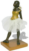 Degas Little Dancer Of Fourteen Years