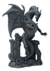 Drachestein Dragon On Castle Statue