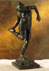Degas Dancer Sculpture 18