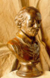 Shakespeare Portrait Bust 13