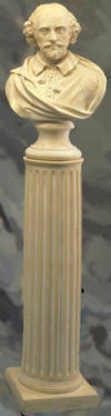 Fluted With Square Base Column