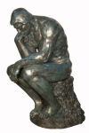 Thinker By Rodin Life-size Bronze Sculpture