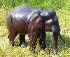 Elephant Bronze Sculpture 32