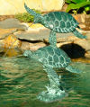 Sea Turtles Water Feature 29