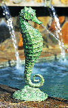 Seahorse Water Feature 19