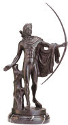 Apollo Belvedere Lost Wax Bronze Statue