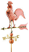 Barn Rooster Weathervane Large Scale Sculpture