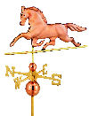 Patchen Horse Weathervane 15